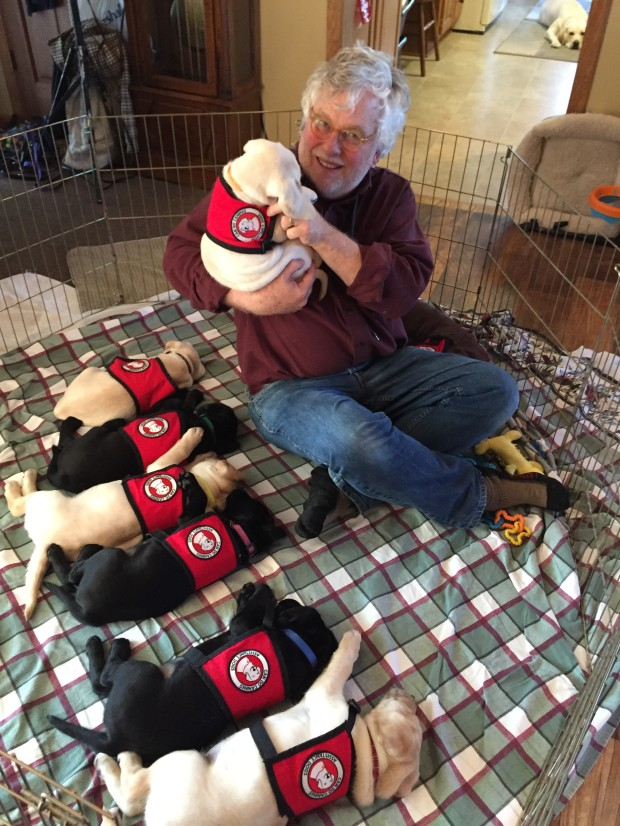 mark-falstad-with-puppies